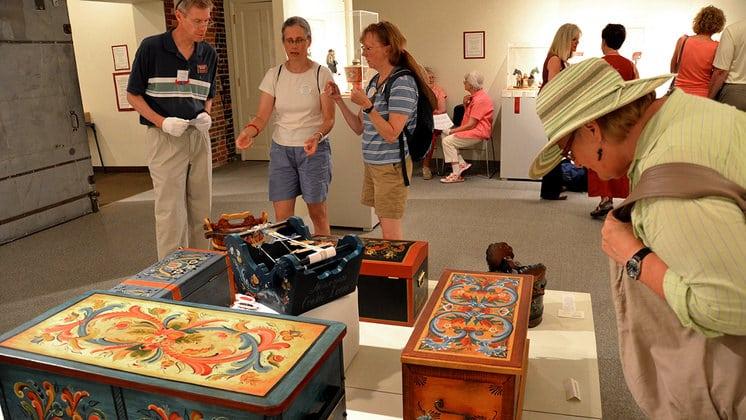 National Norwegian-American Folk Art Exhibition