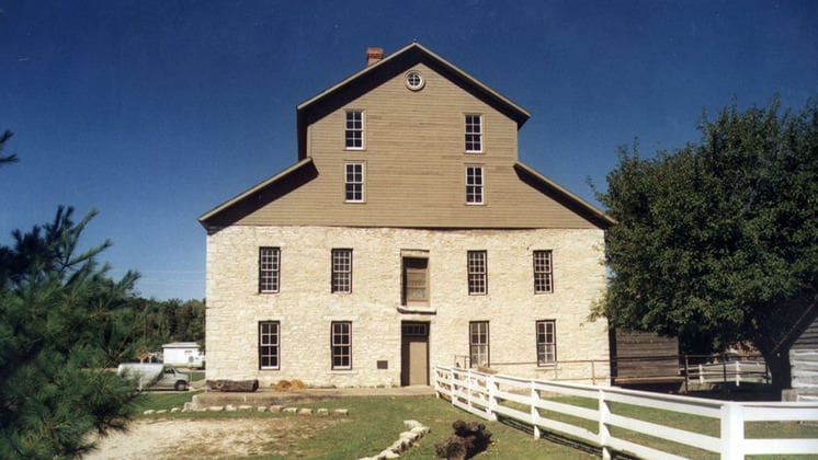 Painter-Bernatz Mill