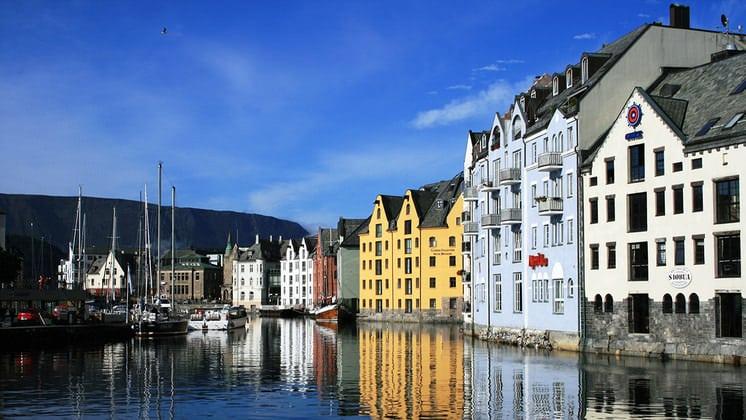 2018 Norwegian Coastal Voyage