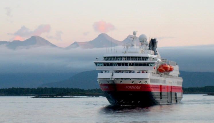 2017 Norwegian Coastal Voyage