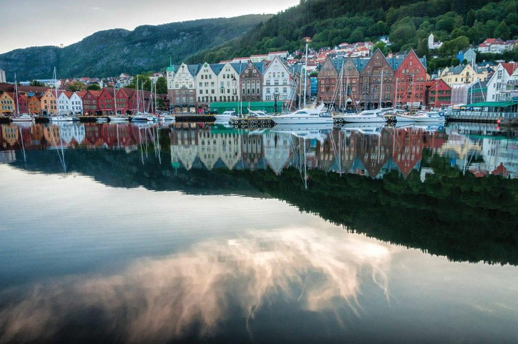 Bergan, Norway