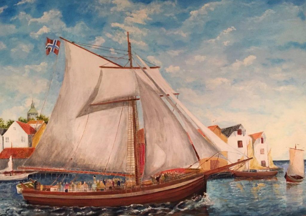 Restauration painting