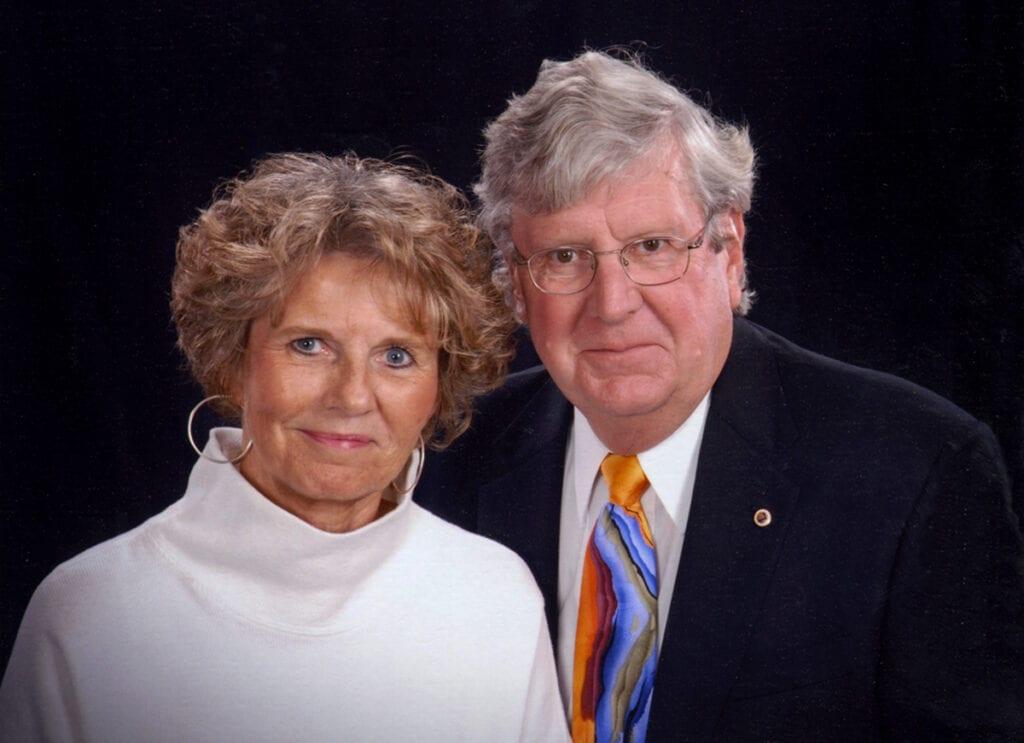 Brenda and David Carlson